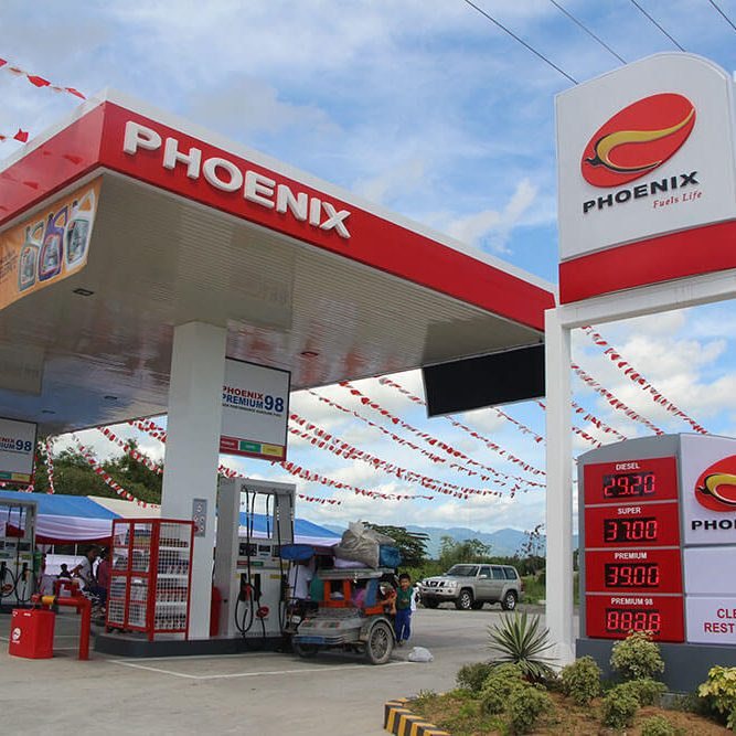 Phoenix Gas Station - Bongabong Station
