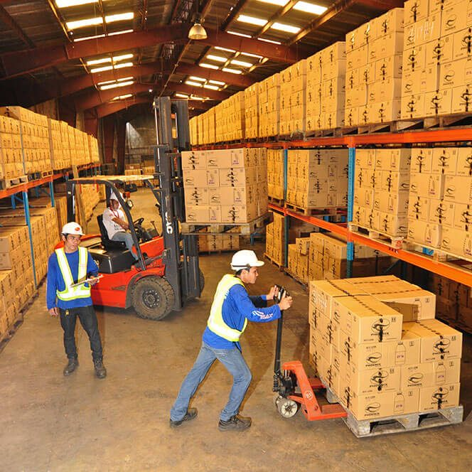 Phoenix Fuels Caloocan Warehouse