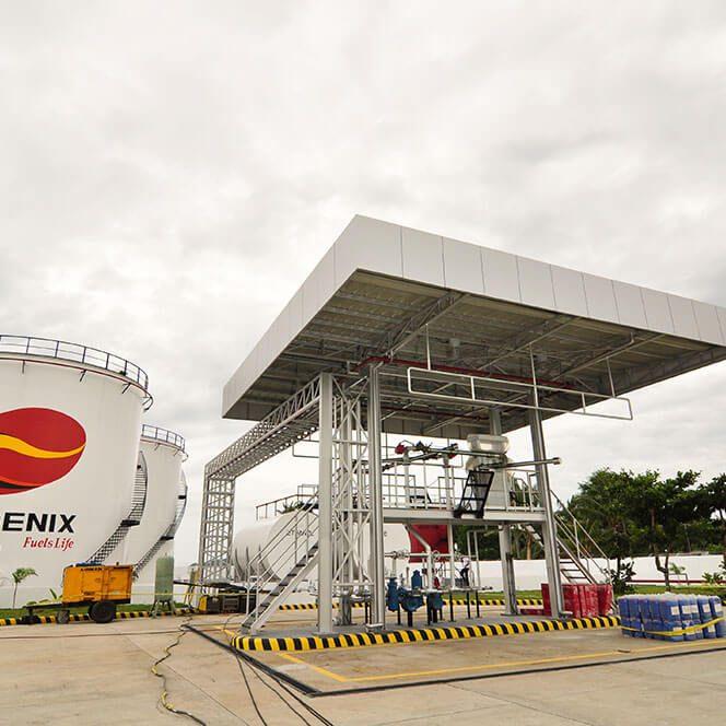 Phoenix Fuels Calpan Depot