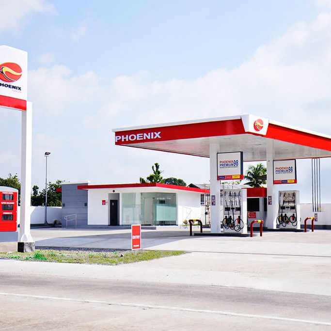 Phoenix Gas Station Urdaneta, Pangasinan